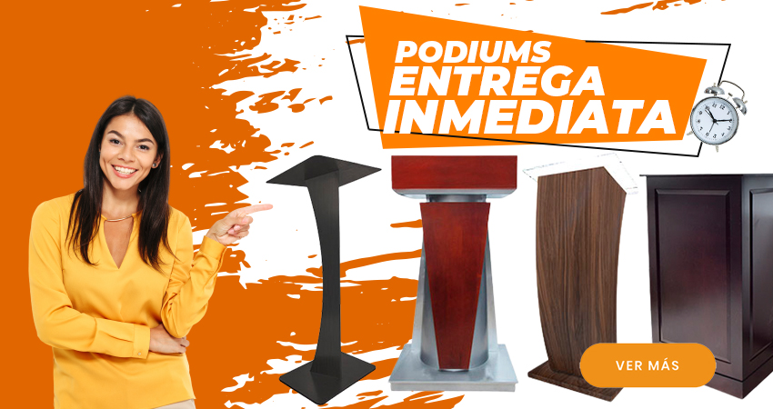 PODIUMS CATALOGO